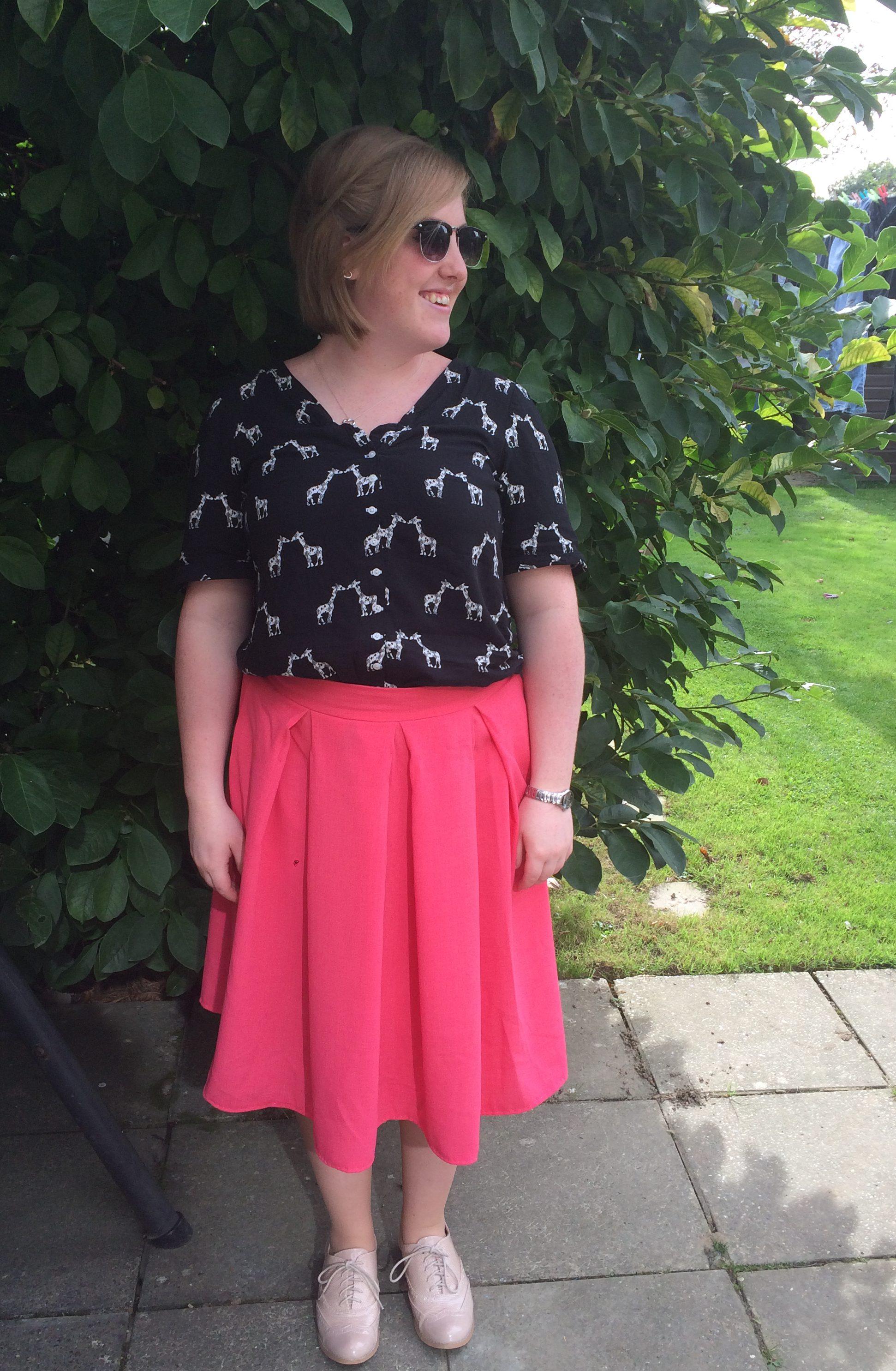 Midi Skirts and Evening Dresses